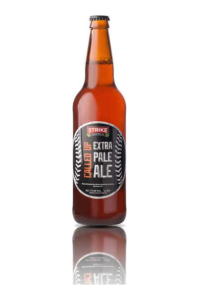 Strike Called Up Extra Pale Ale