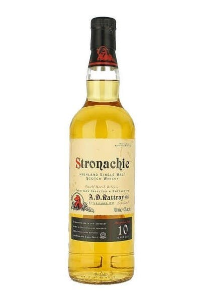 Stronachie 10 Year Old Scotch Whisky