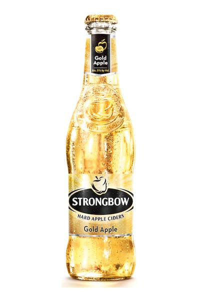 Strongbow Cider Gold Apple