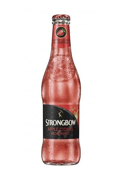 Strongbow Strawberry Cider