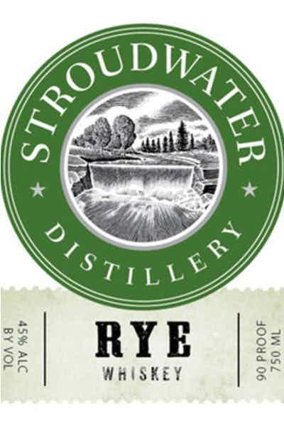 Stroudwater Rye Whiskey