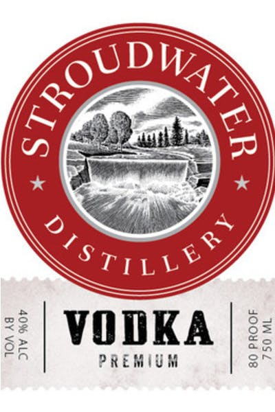 Stroudwater Vodka