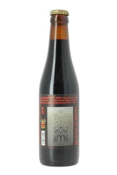 Struisse Black Albert Royal Stout 13% Abv