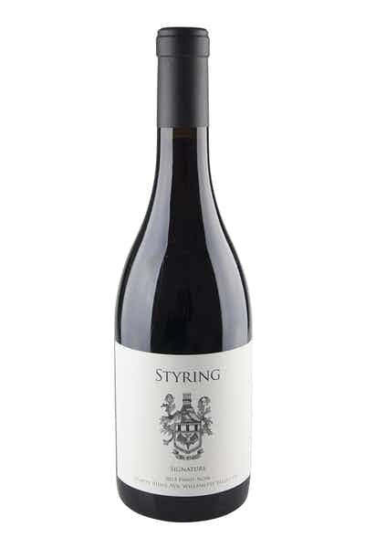 Styring Signature Pinot Noir