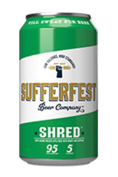 Sufferfest Beer Shred Kolsch