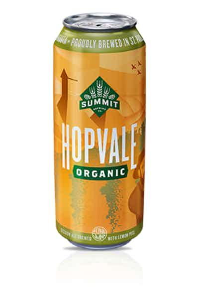 Summit Hopvale Organic Ale