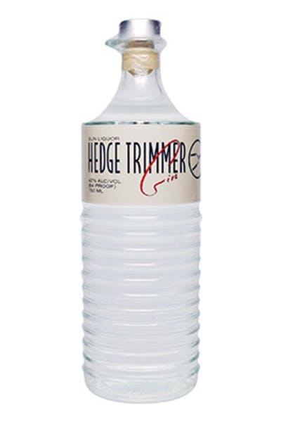 Sun Liquor Hedge Trimmer Gin