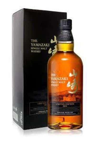 Suntory Yamazaki Limited Edition 2015