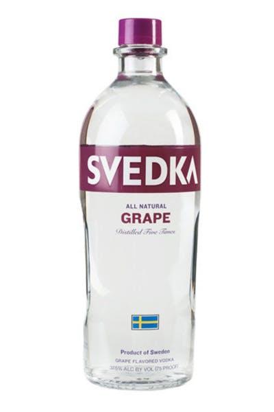 Svedka Grape