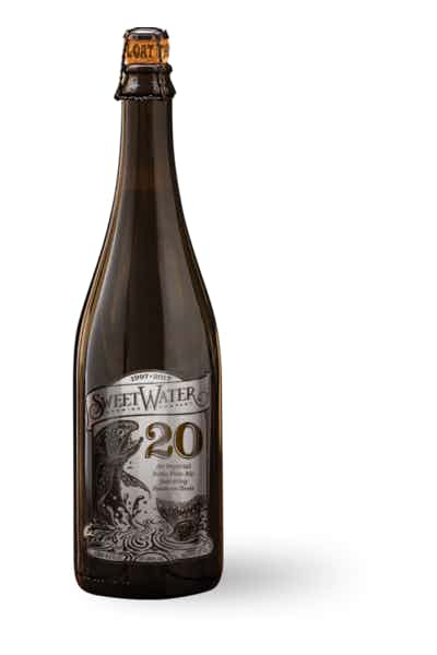 SweetWater 20 Imperial India Pale Ale featuring Hash on Brett