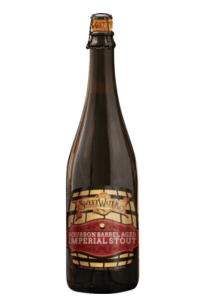 Sweetwater Bourbon Barrel Aged Imperial Stout