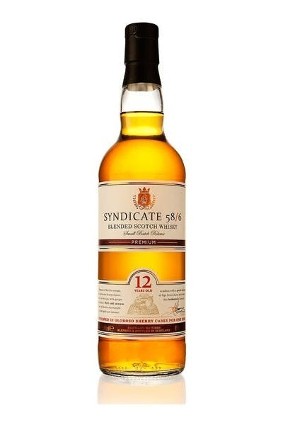 Syndicate 58/6 Scotch
