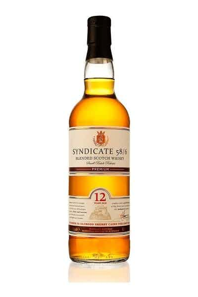 Syndicate 58/6 Scotch