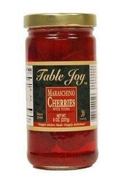 Table Joy Maraschino Cherries