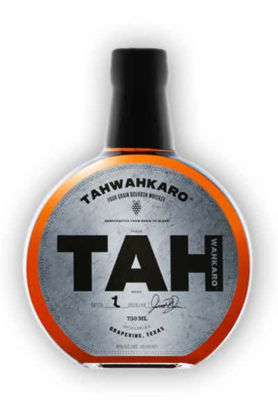 Tahwahkaro Bourbon Whiskey
