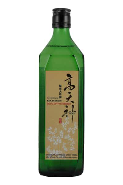 Takatenjin Soul of the Sensei Junmai Daijingo Sake