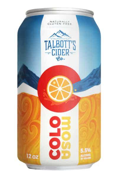 Talbott's Colomosa Hard Cider