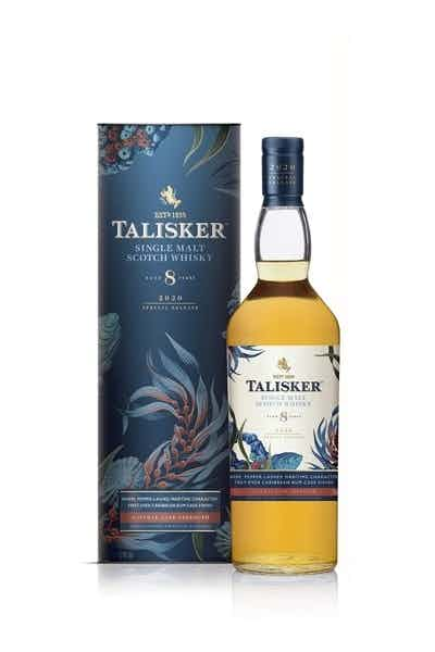 Talisker 8 Year Old Single Malt Scotch Whisky