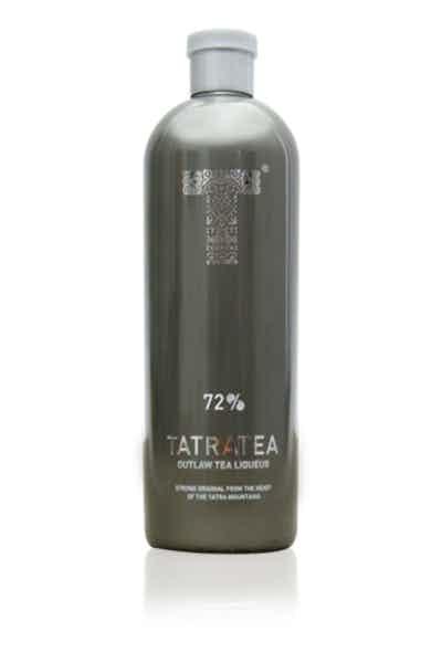 Tatratea Outlaw Tea Liquor