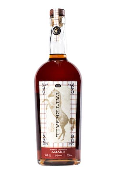 Tattersall Amaro Liqueur