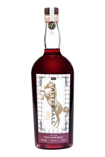 Tattersall Cranberry Liqueur