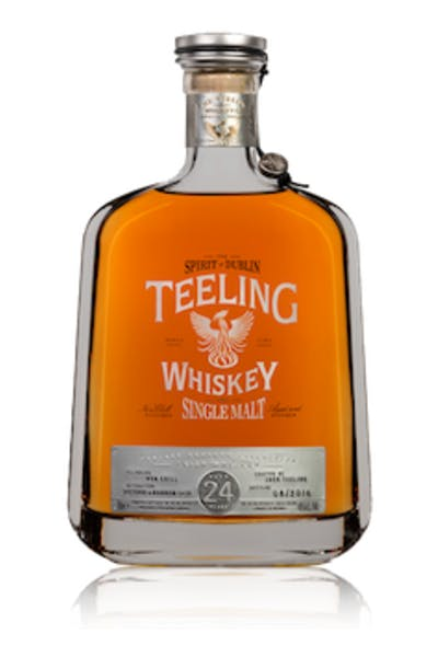 Teeling Vintage Reserve Single Malt Irish Whiskey 24 Year