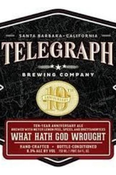 Telegraph 10th Anniversary What Hath God Wrought