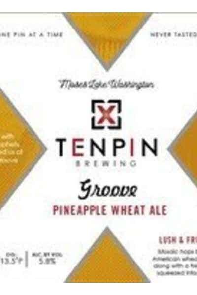 Ten Pin Groove Pineapple Pale Wheat Ale