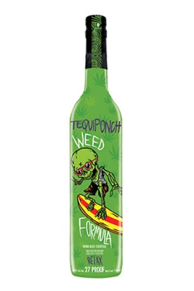 Tequiponch Weed  Formula