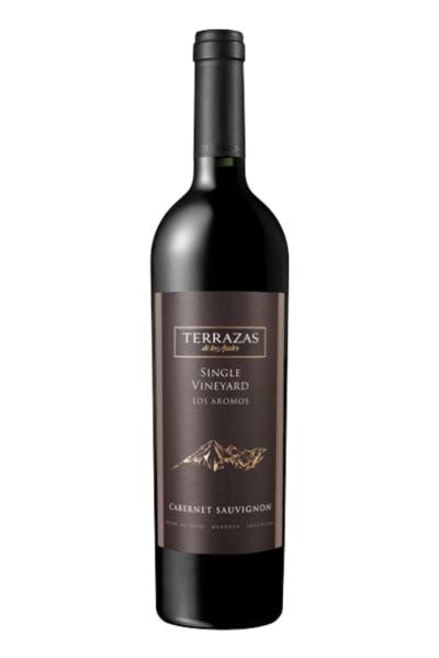 Terrazas Single Vineyard Los Aromos Cabernet Sauvignon 2005