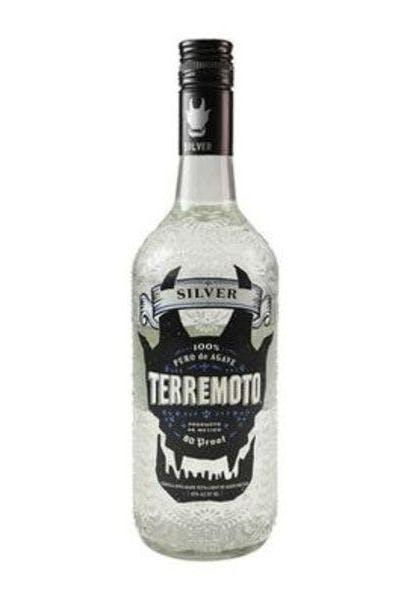 Terremoto Silver Tequila