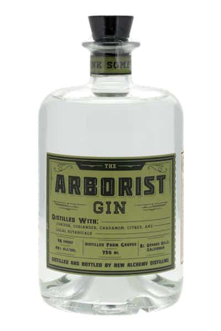 The Arborist Gin
