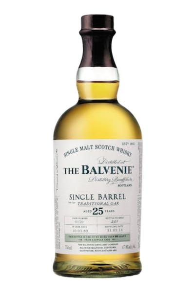 The Balvenie Single Barrel 25 Year