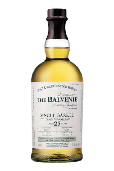 The Balvenie Single Barrel 25 Year