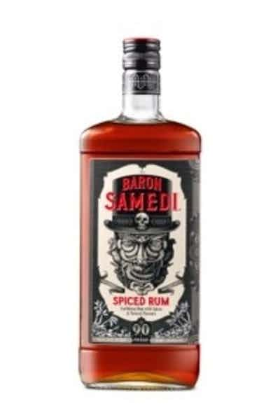 The Baron Samedi Spiced Rum