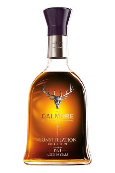 The Dalmore Constellation Collection 1981 Cask 4