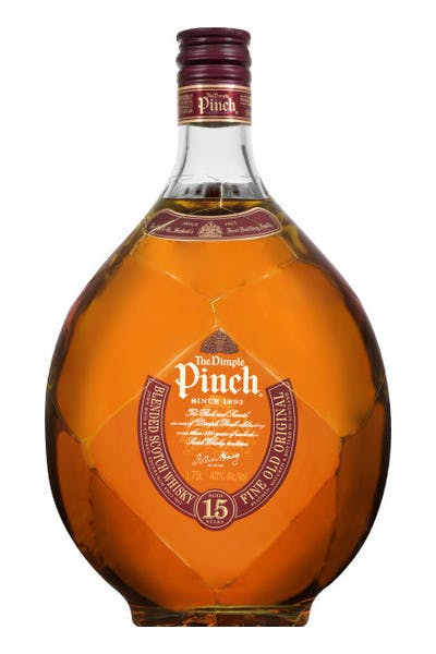 The Dimple Pinch 15 Year Blended Scotch
