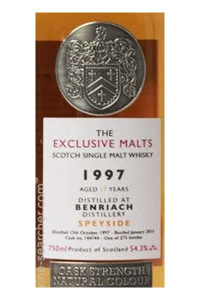 The Exclusive Malts Benriach 17 Year