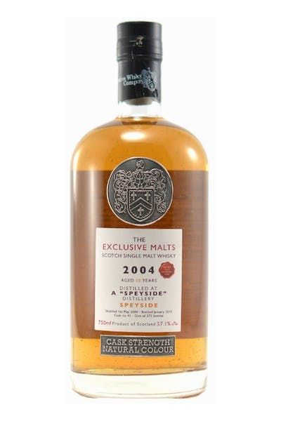 The Exclusive Malts Speyside 10 Year