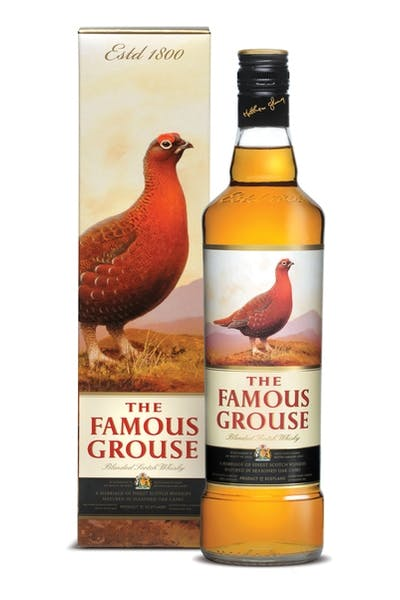 The Famous Grouse Malt Whisky 10 Years