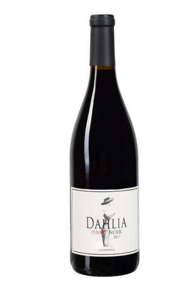 The Gentleman's Match Dahlia Pinot Noir