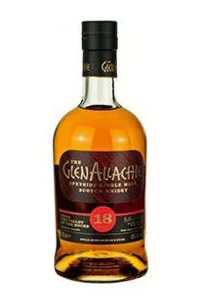 The GlenAllachie Speyside Scotch Whisky 18 Years
