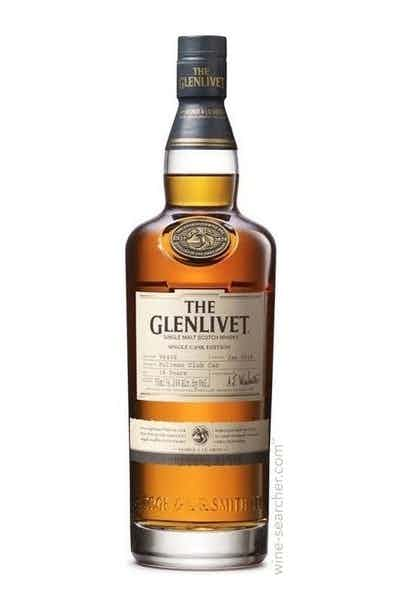 The Glenlivet Single Cask Pullman Club Car Edition 18 Year