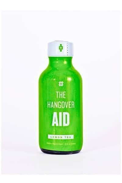 The Hangover Aid - Lemon Tea