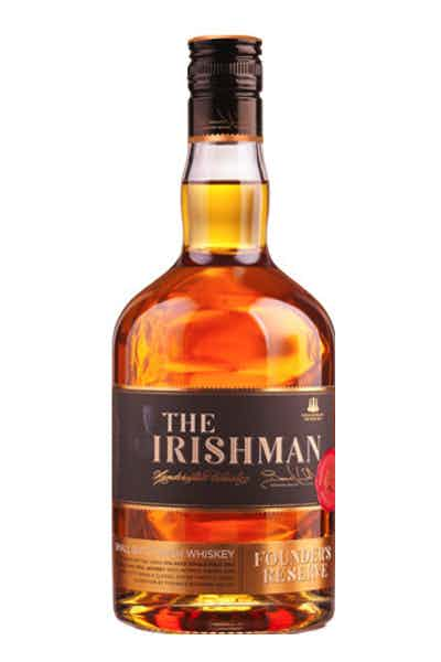 The Irishman Founders Reserve Whiskey