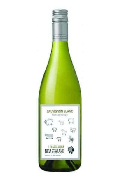 The Little Sheep of New Zealand Sauvignon Blanc