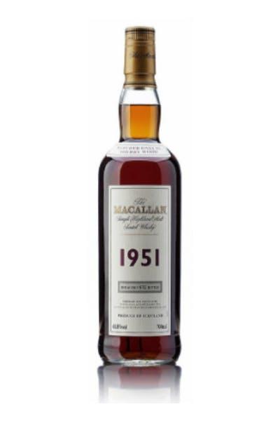 The Macallan Fine & Rare 1951