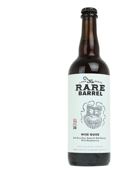 The Rare Barrel Wise Guise Red Sour 2016