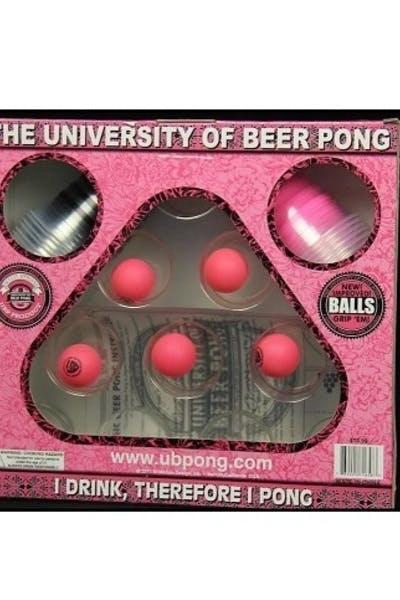 The University Of Beer Pong Full Kit