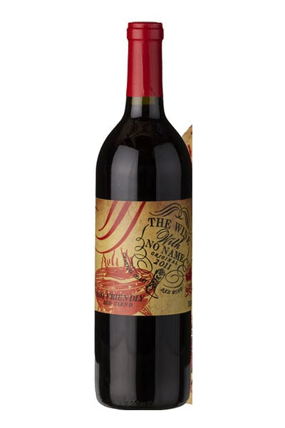 The Wine With No Name Original Red Blend